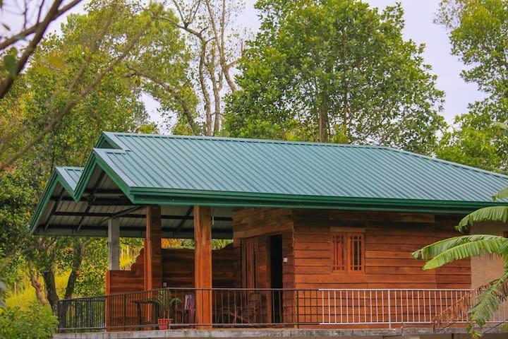 Neverbeen to Madushanka's Villa (Mountain View)