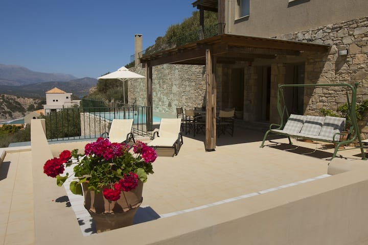 Villa Phaedra, Istron, 2 bedrooms
