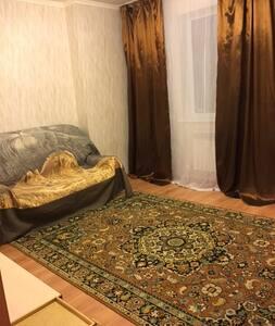 """Уютная квартира в новом доме рядом с """"Мегой"""" - Astana"""
