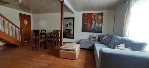 Casa Calypso Habitación Triple