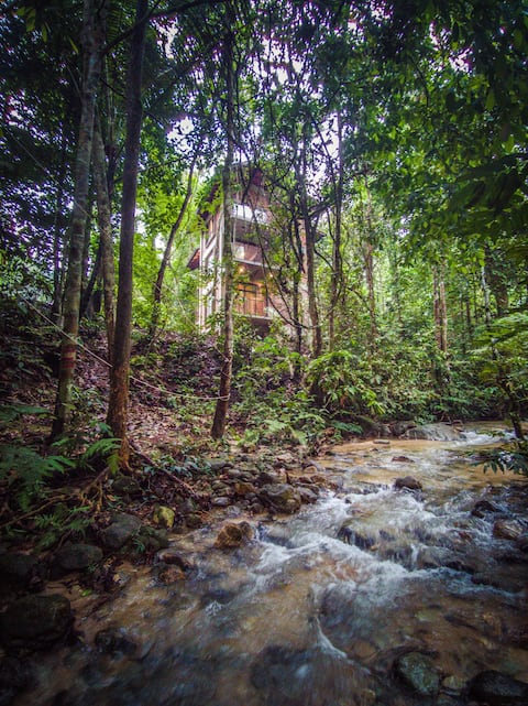 Serendah River Retreat - Brickhouse