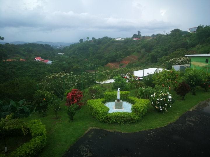 Lugar de paz y tranquilidad