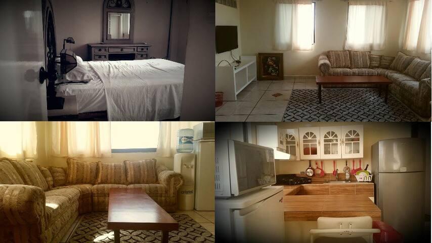 Asfur Complex/Hotel - Apartment 6 - San Miguel de Cozumel - Apartment