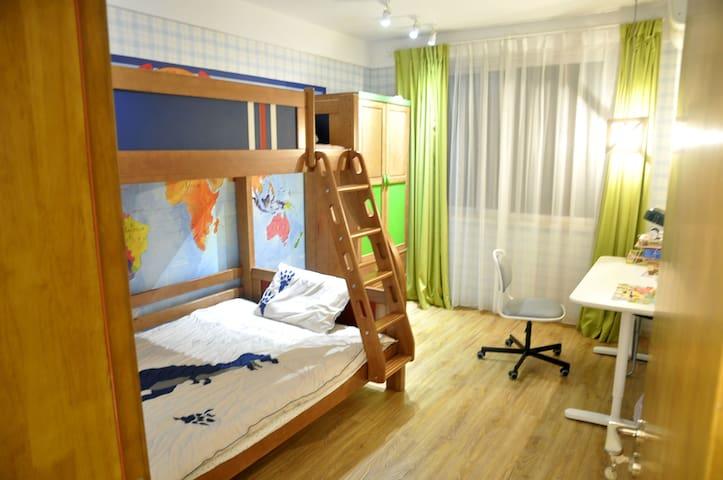 化龙巷的单间 - Changzhou Shi - Appartement