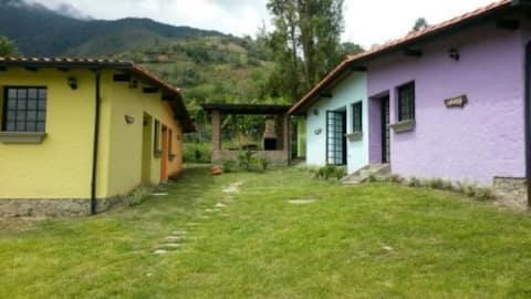 Cabañas en Mérida, Soñando entre Montañas