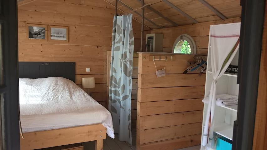 Cabane au vert  (10 min centre Lyon en transport) - Sainte-Foy-lès-Lyon