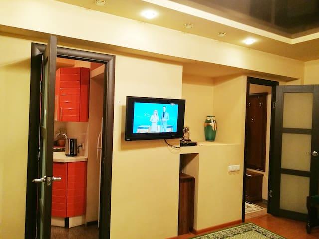 Апартаменты на Рабоче-Крестьянской - Volgograd - Apartamento