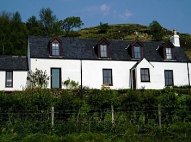 Park House - Lochcarron - Casa