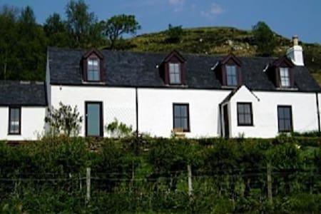 Park House - Lochcarron - House