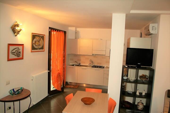 Villetta al mare , 4 posti letto - Casalborsetti - Dům