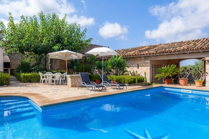 With panoramic views and private pool - Villa S'Alqueria Vell