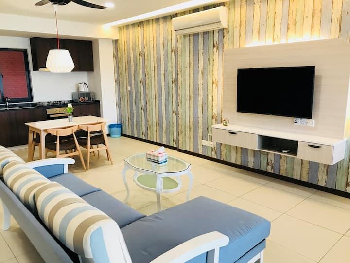 Little Cabin Seaview Luxury Suite ★欧式海景套房 ✨