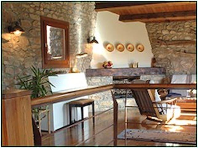 Casa rural con cocina y sauna - Cort del Pairot - Ansovell - Casa
