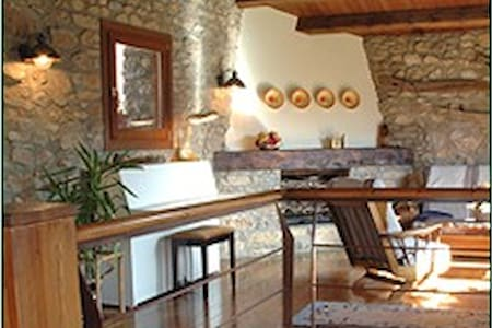 Casa rural con cocina y sauna - Cort del Pairot - Ansovell