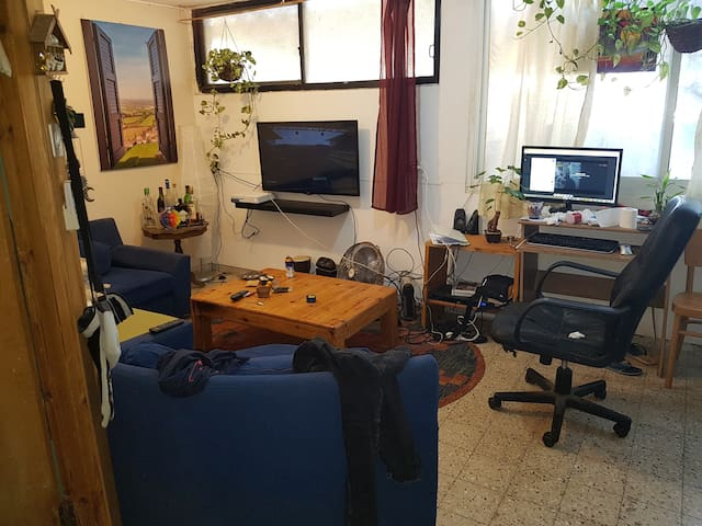 Adam's apartment