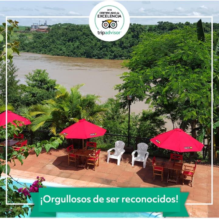 Costa del Sol Iguazú - Naturaleza y Río.