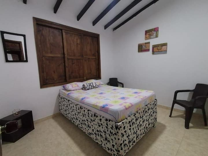 Villa Manuela remanso de paz y tranquilidad