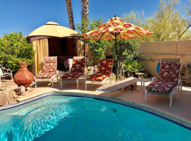 Catalina Foothills Oasis