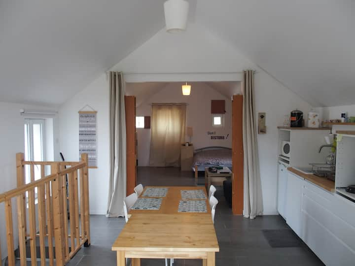 Guesthouse near Strasbourg