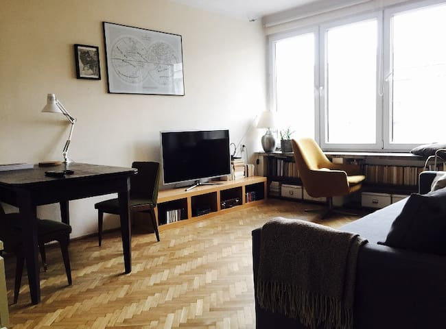 Studio in the heart of Warsaw - Warszawa - Ev