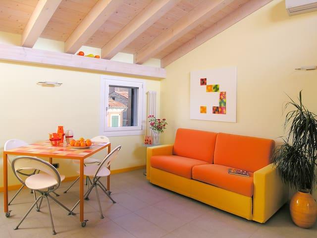 Arlecchino Burano Appartamento ideale per famiglie