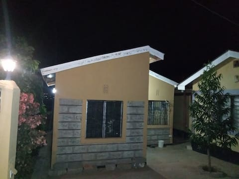 Kwavika homes in a quiet neighborhood