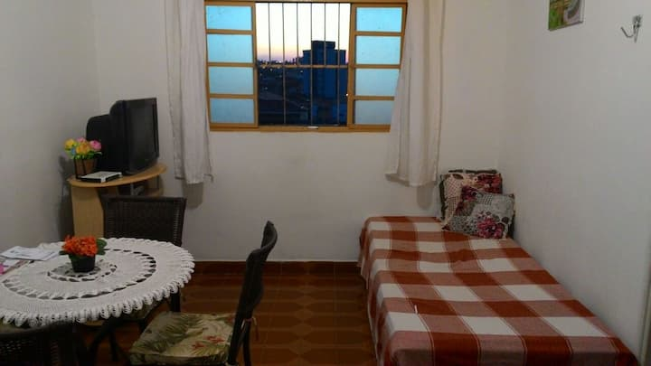 Apartamento completo em Cidade Jardim São Carlos