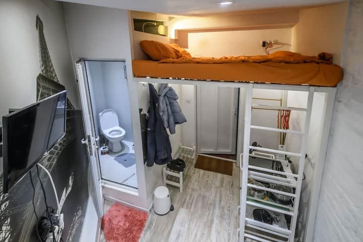 Cozy loft in the heart of Sofia