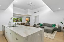 Easy, comfortable, stylish and luxurious - you'll love this private and spacious home