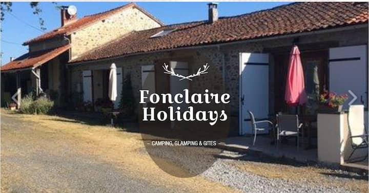 Fonclaire Holidays - Cottage de Pecheur