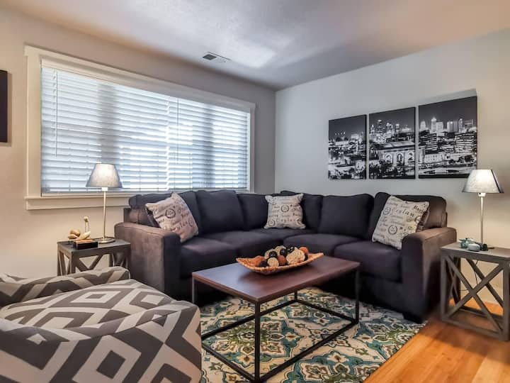 S-202  Large 2 Bedroom 2 Bath.  Two King Beds.  Awesome Plaza location!