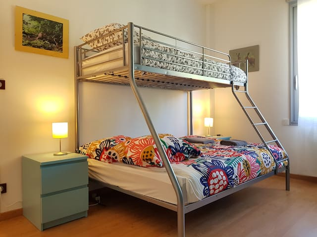 Chambre 4, Bedroom 4