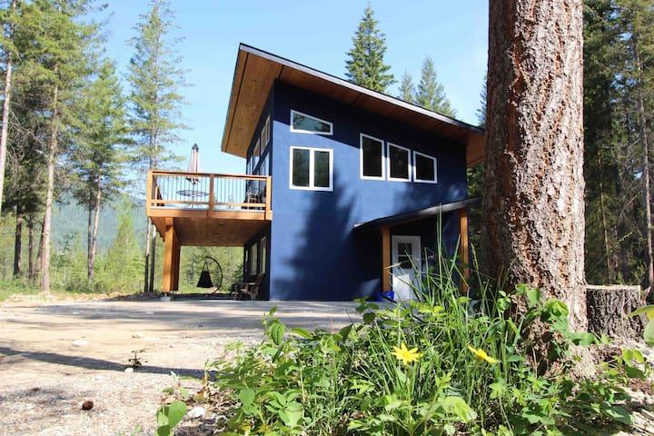 Goat Mountain Cabin