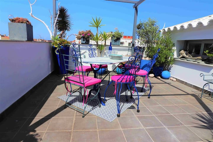 Apartment 3 bedrooms for rent center Roses-Eugeni d'ors