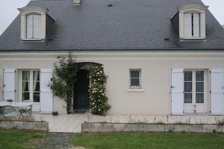 Azay sur cher : Châteaux de la Loire à proximité. - Azay-sur-Cher - Haus