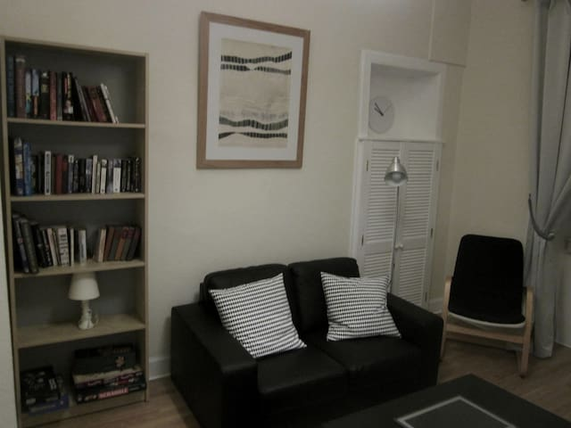 Quiet flat, excellent location - Édimbourg - Appartement
