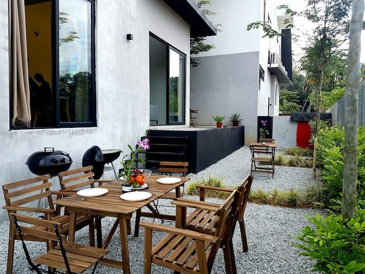 Villa Lot 1638 Duplex with BBQ area