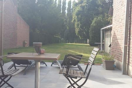 Landelijk logeren dichtbij Gent - Nevele - Haus