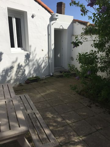 Maison charmante - Olonne-sur-Mer - Şehir evi