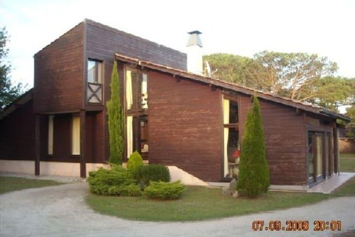 Villa Vensac - Vensac - Talo