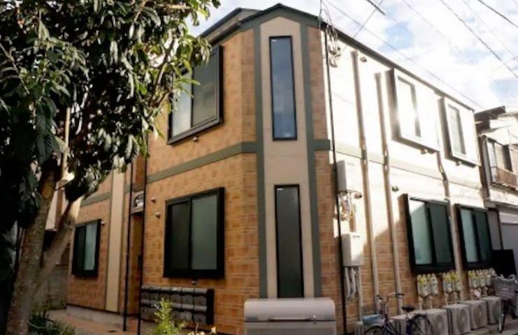【24hours】CozyStay ynok[RentalBike][Shinjuku 10min] - Suginami - Apartment