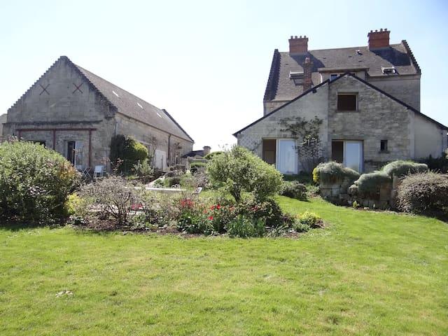 gite rural pour se ressourcer - Missy-aux-Bois - Rumah Tanah