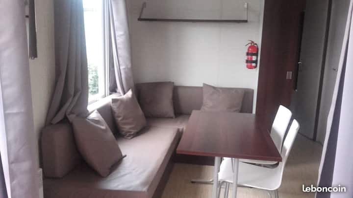 Mobil Home Camping l Europe 2 chbres