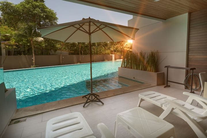Beachfront Pattaya suite