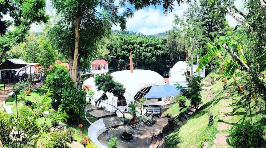 Beautiful apartment in yoga retreat - Tegucigalpa - Pousada