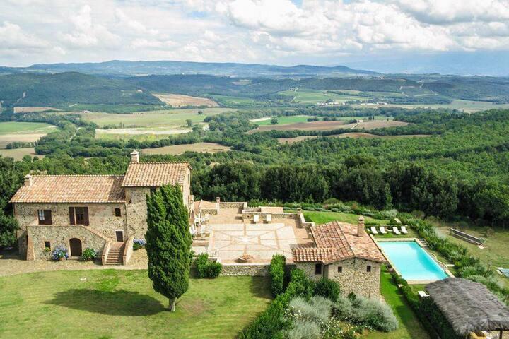 Casa Perucca at Toscana