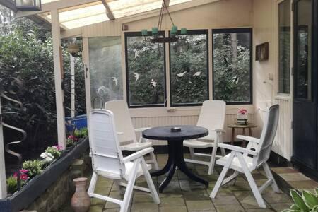 Ferienhaus bei Ootmarsum, Springendal. - Nutter - 小平房