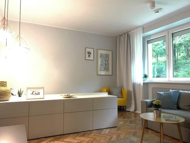 Komfortowe studio w samym sercu Gdyni