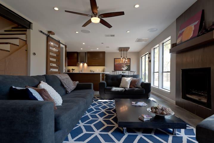 Retreat to Nature! 5 mins to DT - Austin - Apartment