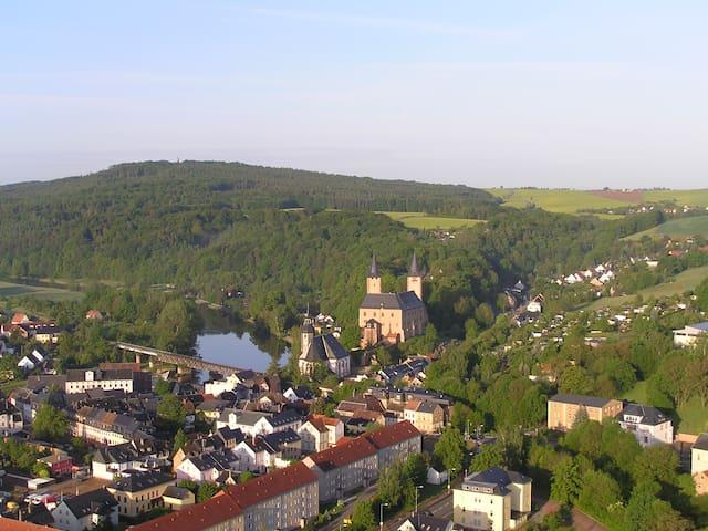 """Ferienwohnung """"Rochlitzer Berg Blick"""" - Seelitz - อพาร์ทเมนท์"""